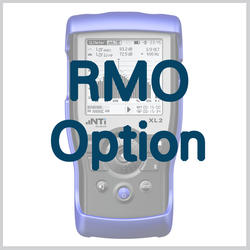 Remote Measurement Option RMO