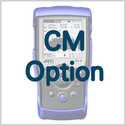 Cinema Meter CM (Full CM option,includes CA and SLO)